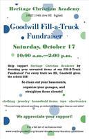 Goodwill Fill-A-Truck Fundraiser