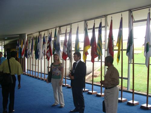 Brazil-Africa Dialogues - Visit to Brazilian Congress