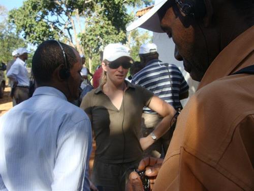 Brazil-Africa Dialogues - Field work
