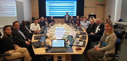 Profluent Language Services at the Microsoft Briefing Center
