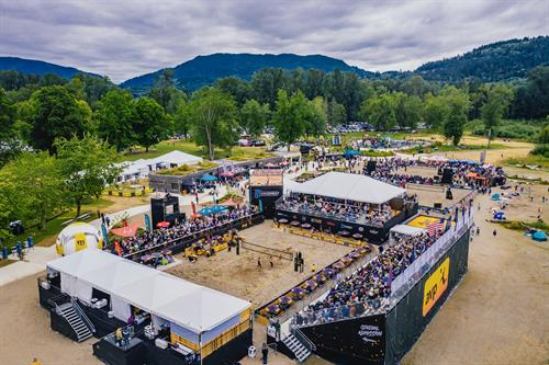 AVP Seattle Volley Ball Tour