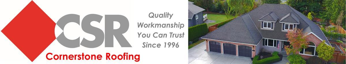 Cornerstone Roofing, Inc.