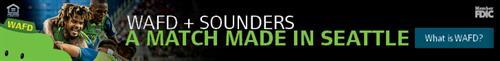 Go Sounders!