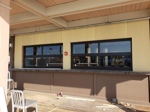 New Construction: Bar Front's