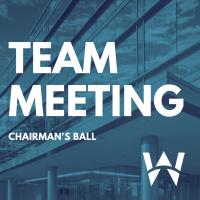 Chairman's Ball Team meeting
