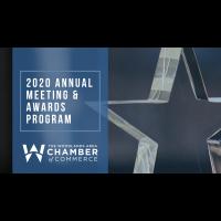 2020 Annual Meeting & Awards Program