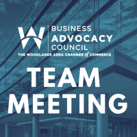 Business Advocacy Council Virtual Meeting