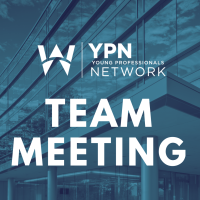 Young Professionals Network Virtual Team Meeting