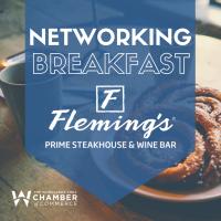 Networking Breakfast - March 2021