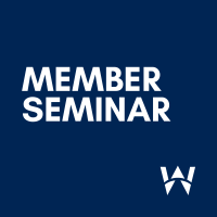 Member Seminar - Virtual Events - Where Are We Now?