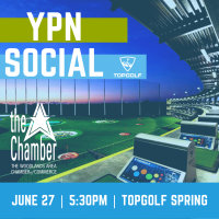 Young Professionals Network Topgolf Social
