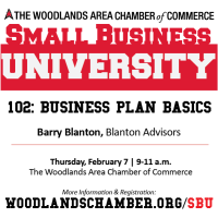 Small Business University 102:  Business Plan Basics