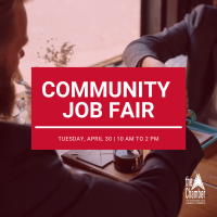 Community Job Fair 2019