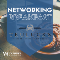 VIRTUAL - Networking Breakfast - SOLD OUT