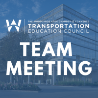 Transportation Education Council Monthly Meeting - CANCELLED