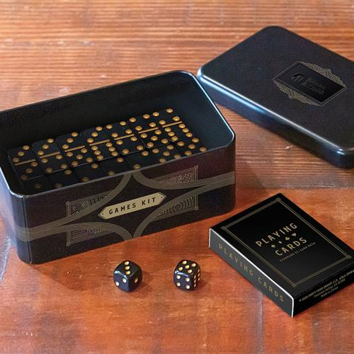 This makes a great gift! Signature Collection Games Kit- Minimum order 1