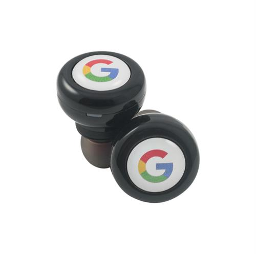 Kronies™ True Wireless Earbuds with full color logo- minimum order 1