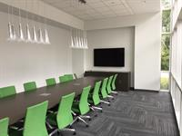 Board Room at the Global Shop Solutions Headquarters