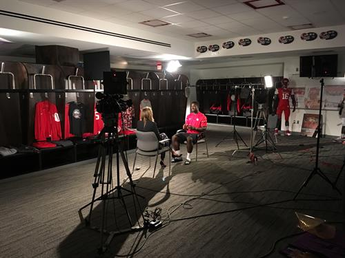 Sports Illustrated TV Interview