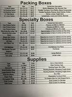 Box List