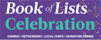 Book of Lists Celebration