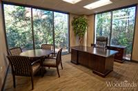 Spacious Corner Office Suite