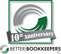 News Release: Better Bookkeepers, Inc. Celebrates 10th Year in Business