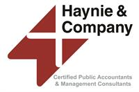 Haynie & Company Nov. 1 Acquisition Announcement
