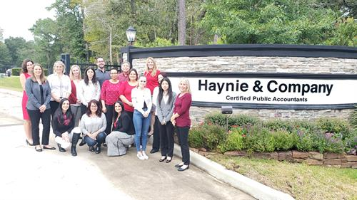 Team of Haynie & Company