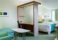 Queen/Queen Suite with pull out sofa, microwave and mini-fridge