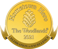 THE WOODLANDS CELEBRATION OF EXCELLENCE GALA IS SET FOR OCTOBER AND NOW ACCEPTING HOMETOWN HERO NOMINATIONS