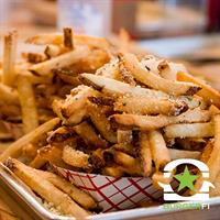 Hand-cut fries made fresh everyday!