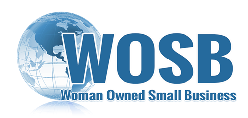 We are a Woman Owned Small Business