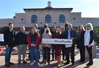 "The Montgomery County Food Bank's ""Holiday Food Drive"" boasts success thanks to efforts by our caring community."