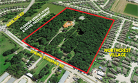 The J. Beard Real Estate Company facilitates the sale  of 25+ acres of land in Spring