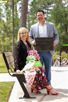 HOWARD HUGHES CELEBRATES RIBBON CUTTING CEREMONIES FOR SUE LUCE'S DAISY PARK AND THE NEW PERRY HOMES MODEL IN THE WOODLANDS HILLS