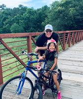 EMPLOYEES FROM THE HOWARD HUGHES CORPORATION® WALKED, JOGGED AND BIKED OVER 1,800 MILES OF NATURE TRAILS THROUGHOUT THE WOODLANDS, BRIDGELAND AND  THE WOODLANDS HILLS