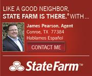 James Pearson - State Farm Insurance Agent