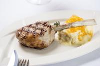 Veal Chop | Amerigo's Grille