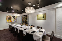 Wine Room | Amerigo's Grille Private Dining