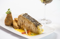 Sea Bass | Amerigo's Grille