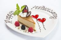 Amaretto Cheesecake | Amerigo's Grille