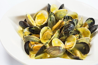 Clams & Mussels| Amerigo's Grille
