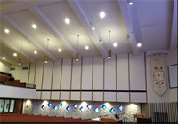 Church LED Retrofit