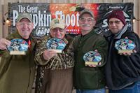 Great Pumpkin Shoot Feeds 34 additional Seniors for a Year!