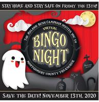 Virtual Bingo Brings Good Vibes to Friday the 13th