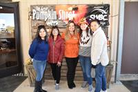 Meals on Wheels hits target with Pumpkin Shoot