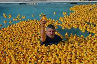 13th Annual Duck Race Lucky Number for CAC