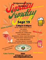 Bridgewood Farms Sunday Funday Tasting Event