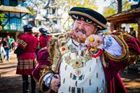 Margaritaville Lake Resort Teams up with Texas Renaissance Festival this Fall